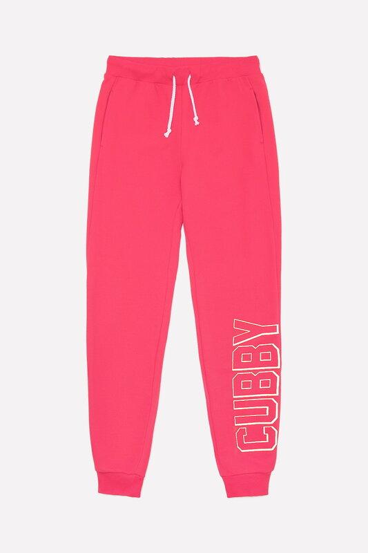 CUBBY Брюки розовый