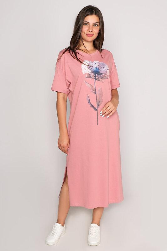 MARGO Платье пудровый