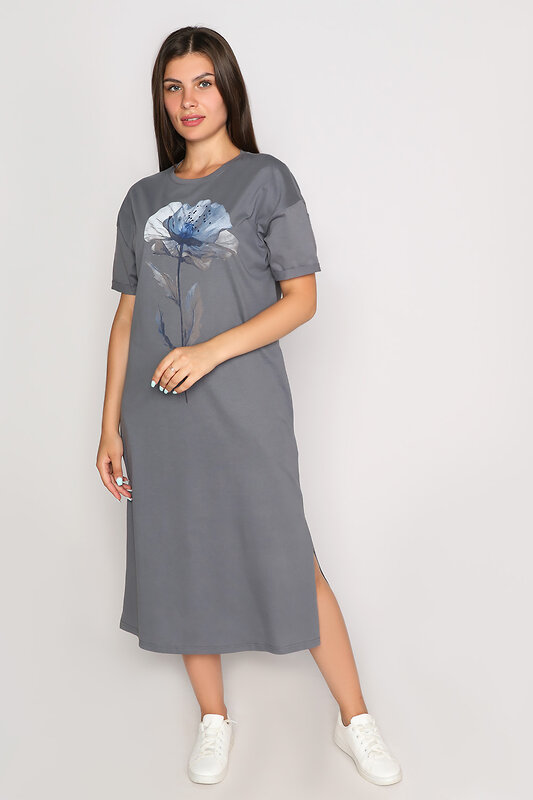 MARGO Платье серый