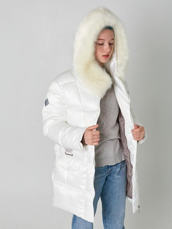 АКСАРТ Детское пальто ваниль