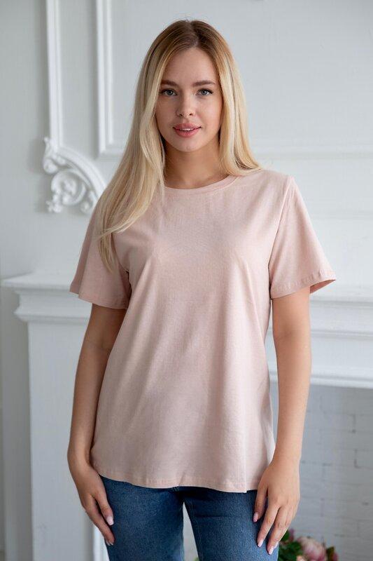 Lika Dress Футболка Бежевый