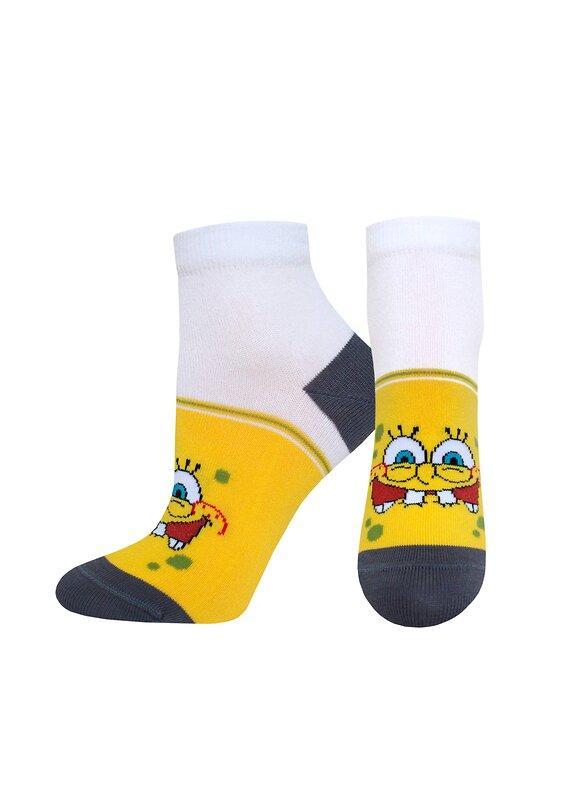 БРЕСТСКИЕ Носки ярко-желтый