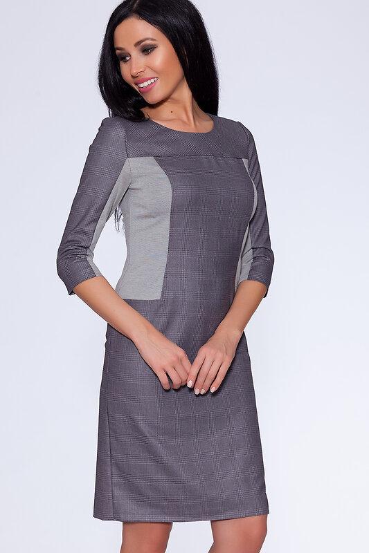 BRAVISSIMO акция -  71% Платье Серый