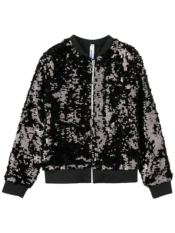 PLAYTODAY Куртка черный,серый