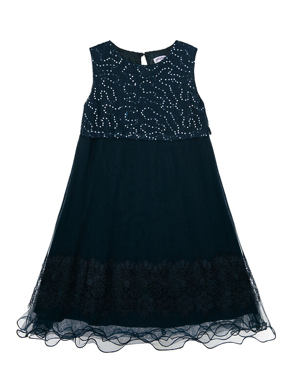 PLAYTODAY Платье темно-синий