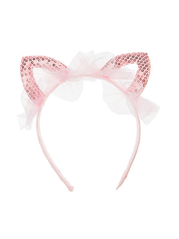 PLAYTODAY Ободок для волос белый,черный,розовый