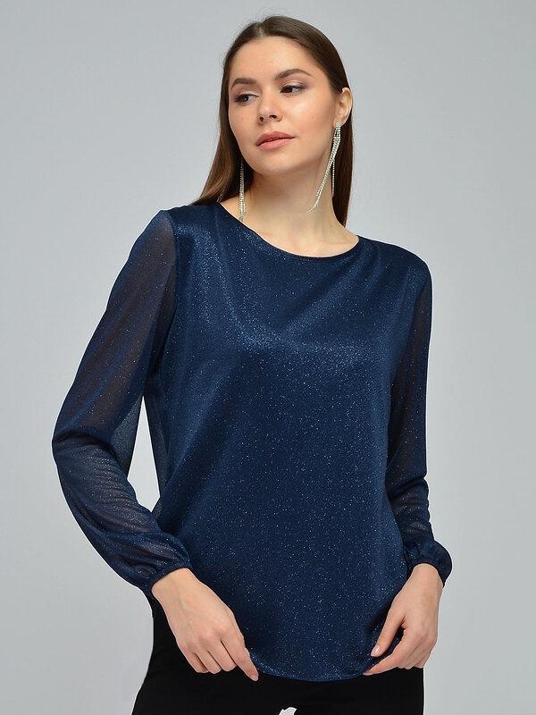 VISERDI Блузка синий