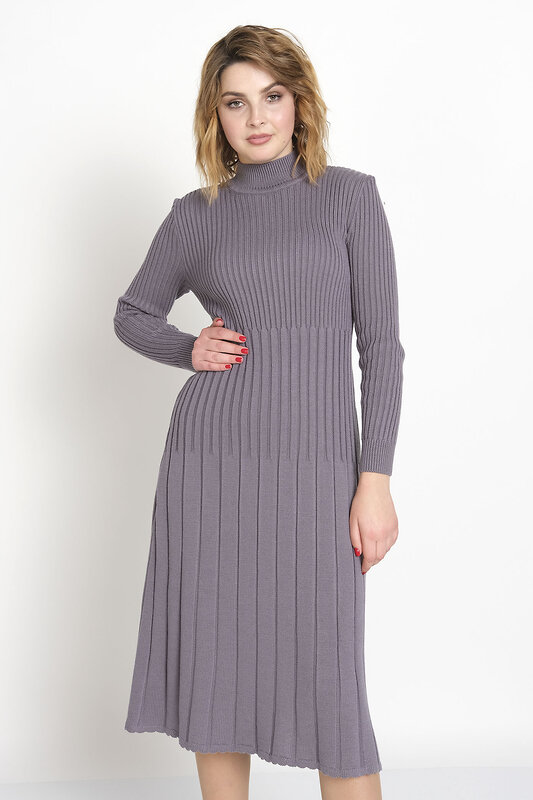 Ankoli Платье серый