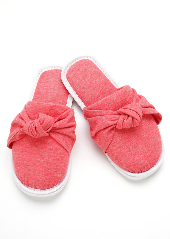 CLEVER Пантолеты меланж розовый