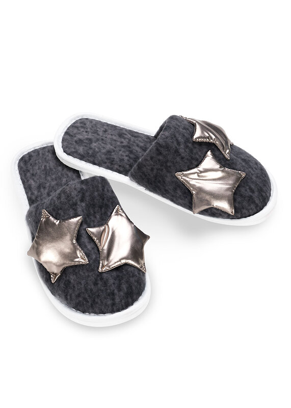 CLEVER Пантолеты серый/т.серый