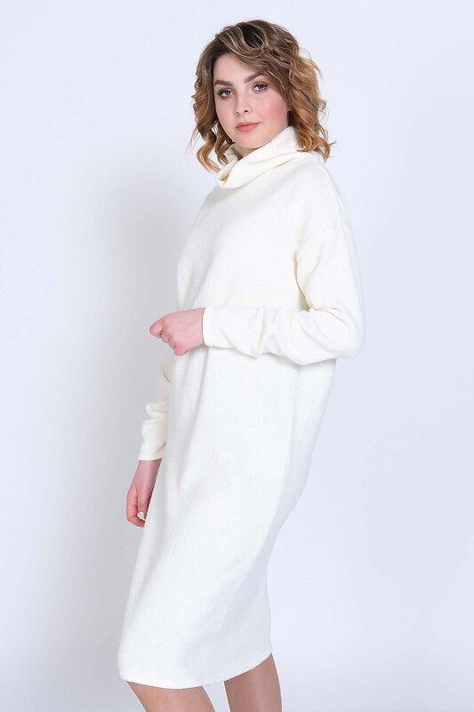 Ankoli Платье молочный