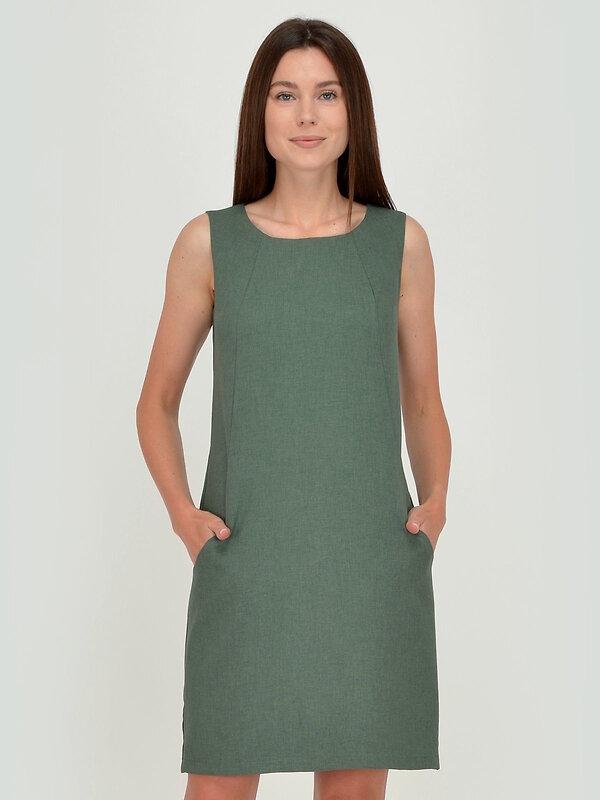 VISERDI Платье зеленый