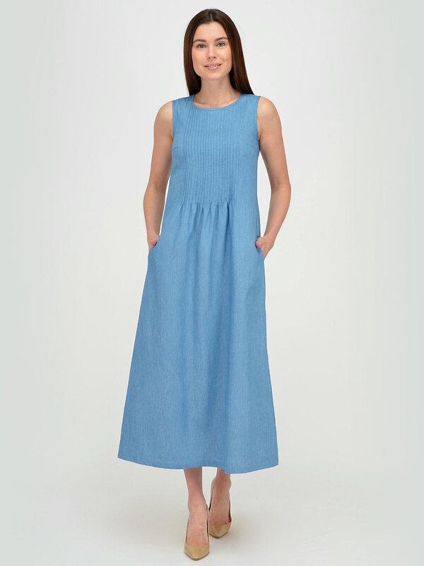 VISERDI Платье голубой