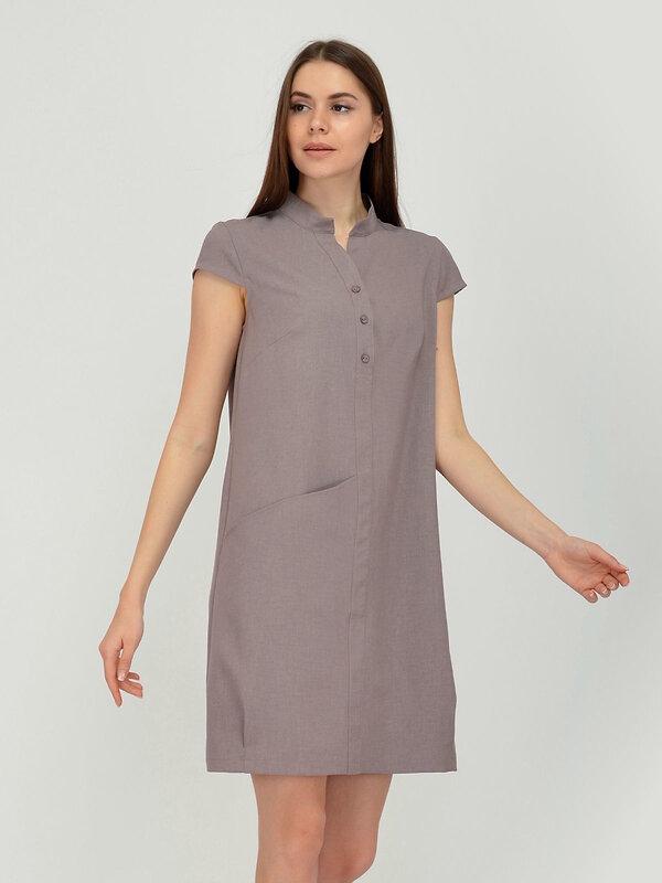 VISERDI Платье сиреневый