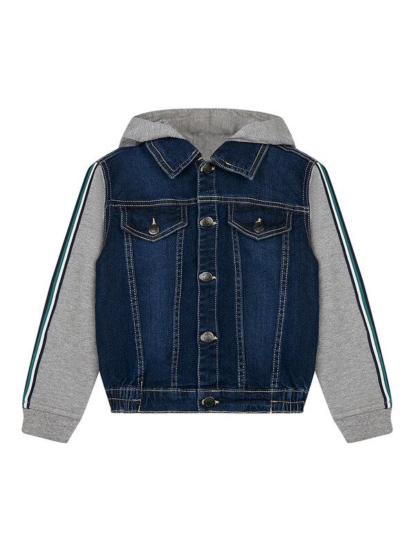 скидка -35% PLAYTODAY Куртка серый, синий