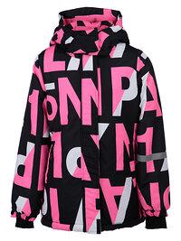 PLAYTODAY Куртка 177474 32121602 белый,черный,фуксия