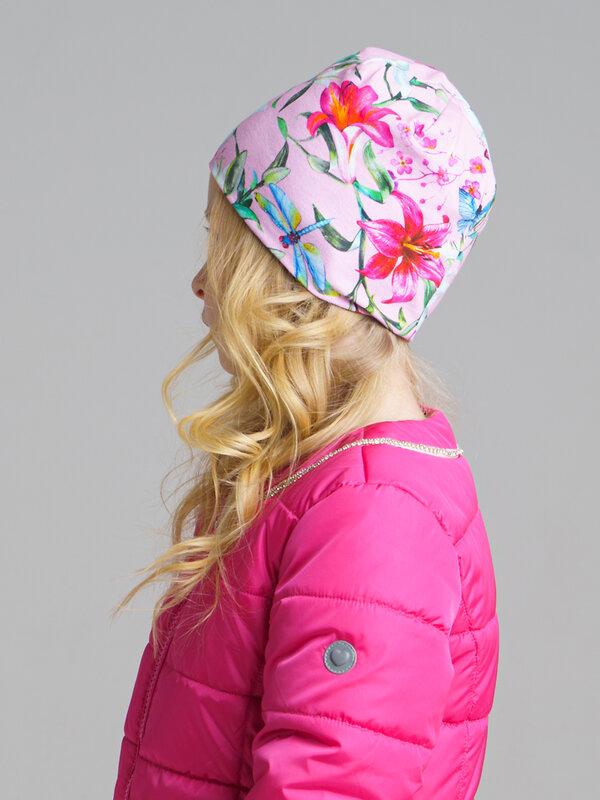 PLAYTODAY Шапка 95074 120223032 светло-розовый,розовый оптом от Engros