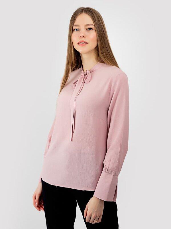 MARK FORMELLE Блузка 103830 122571 розовая дымка оптом от Engros