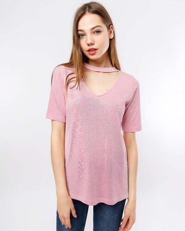 MARK FORMELLE Блузка 104142 112445 розовый оптом от Engros