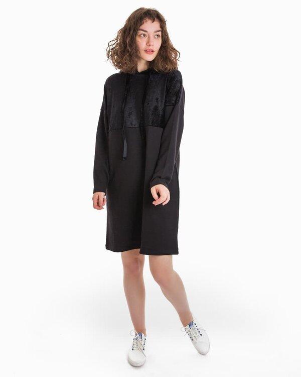 MARK FORMELLE Платье 109378 152298 черный оптом от Engros