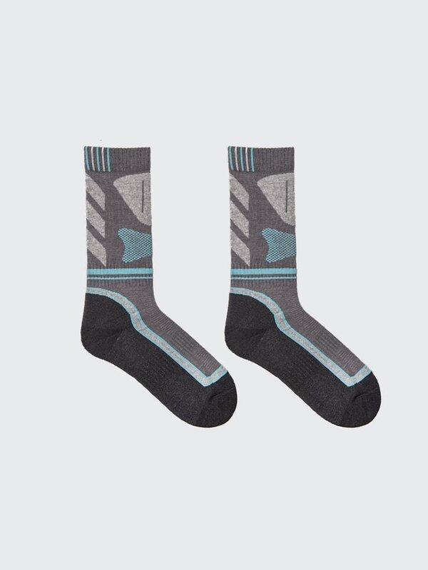 MARK FORMELLE Женские носки 111726 351T-1055 т.серый оптом от Engros