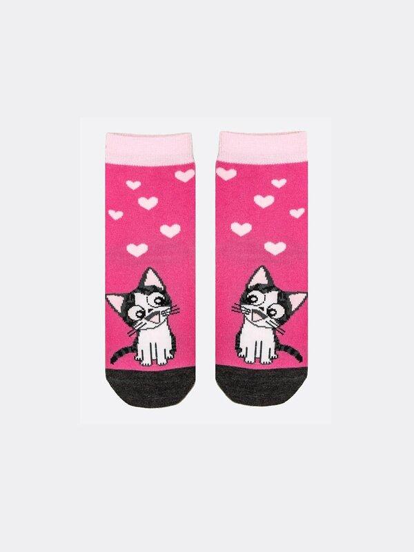 MARK FORMELLE Детские носки 117892 400K-1194 я.розовый оптом от Engros