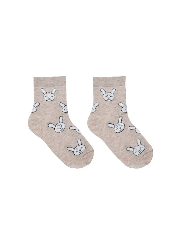 MARK FORMELLE Детские носки 118324 426K-1035 бежевый меланж оптом от Engros