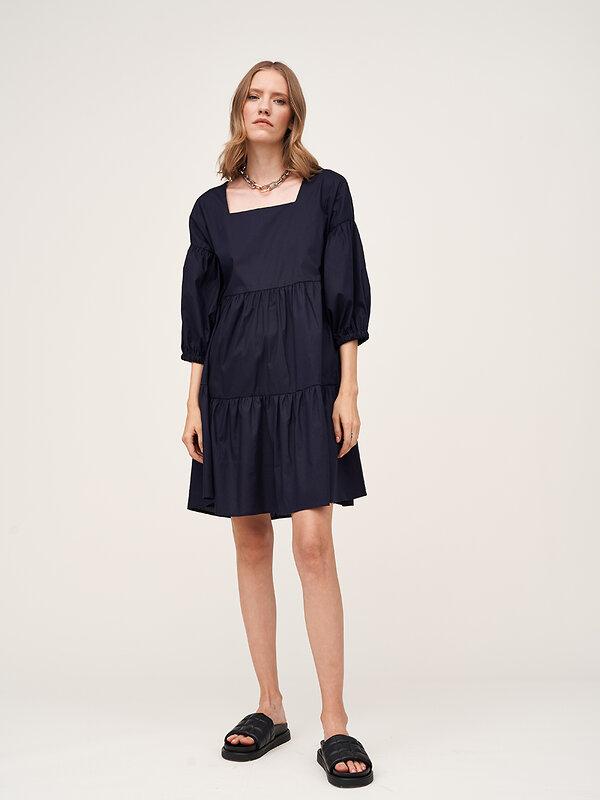 ANTIGA Платье 118823 60.569.2294.025.1 темно-синий оптом от Engros