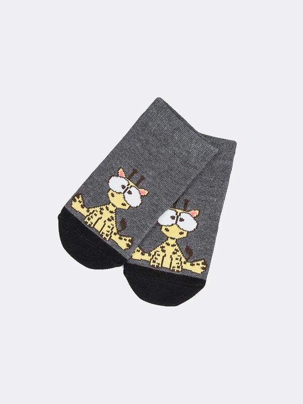 MARK FORMELLE Детские носки 118038 400K-777 т.серый меланж оптом от Engros