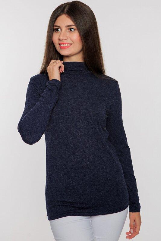 Binita Водолазка 139168 420/1-3 Темно-синий оптом от Engros