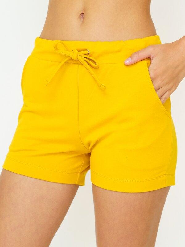 Binita Шорты 139183 249/1-2 Желтый оптом от Engros