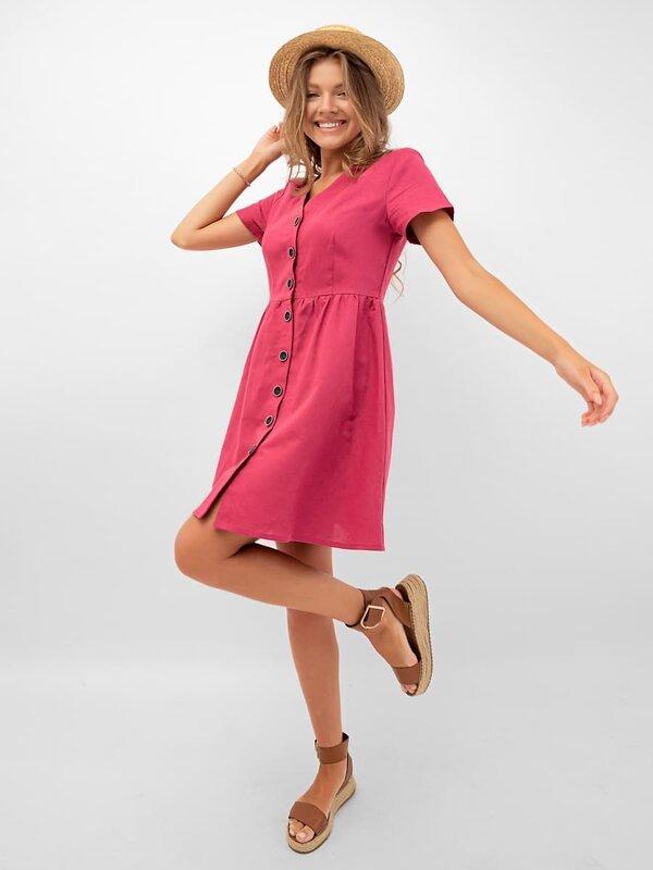 MARK FORMELLE Платье 141393 152388 ягодный оптом от Engros