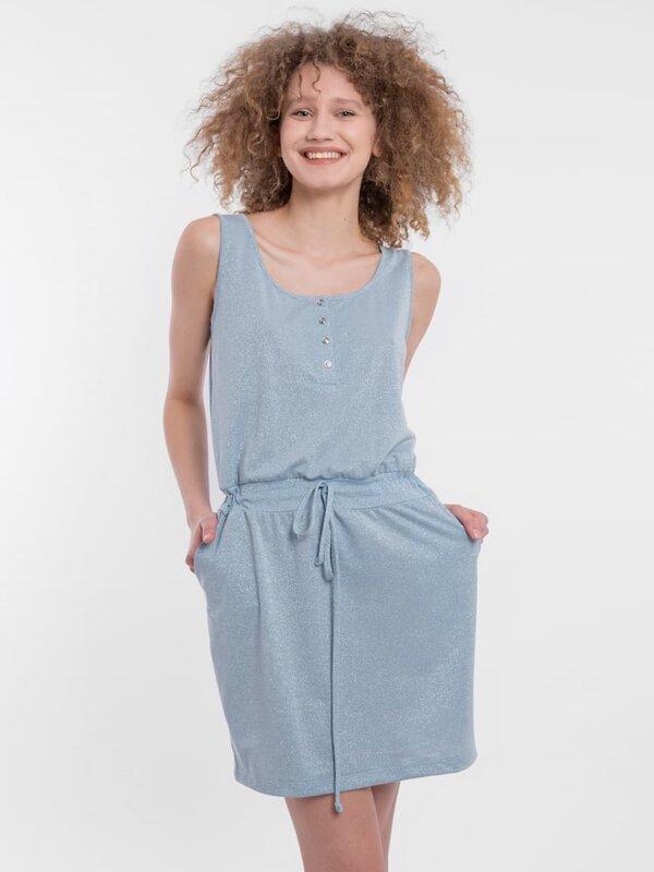 MARK FORMELLE Платье 147104 152252 голубой оптом от Engros