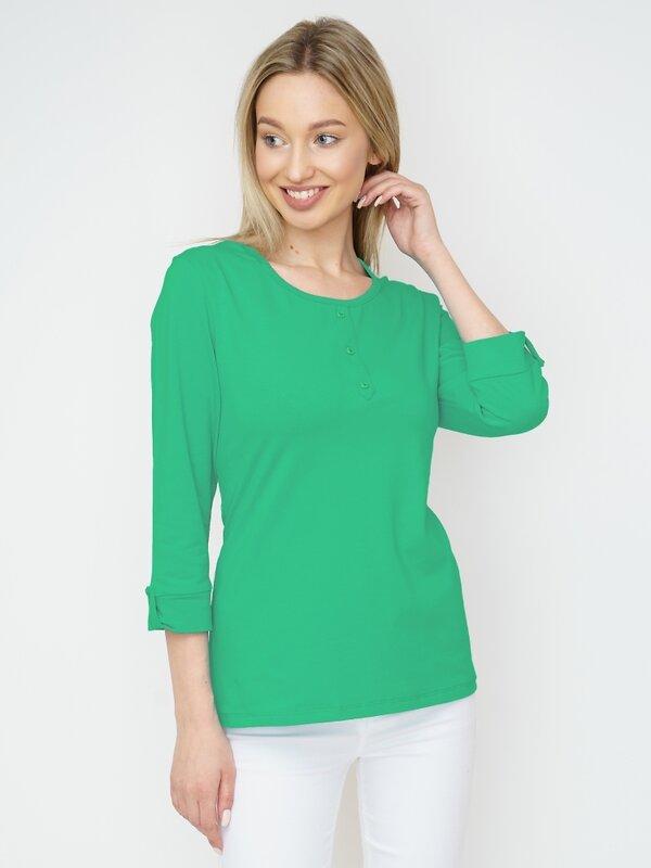 Binita Джемпер 152167 629-11 зеленый оптом от Engros