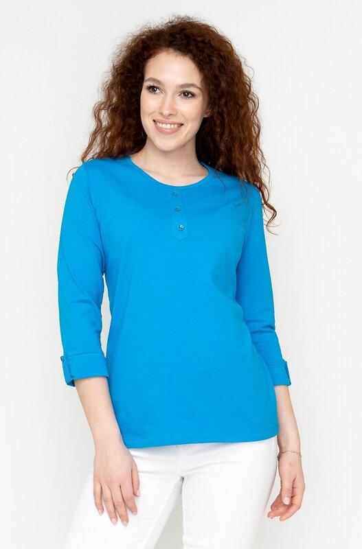 Binita Джемпер 153184 629-13 голубой оптом от Engros