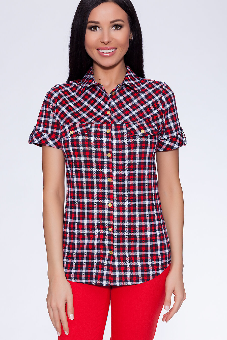 #14305 Рубашка (Binita) Мульти
